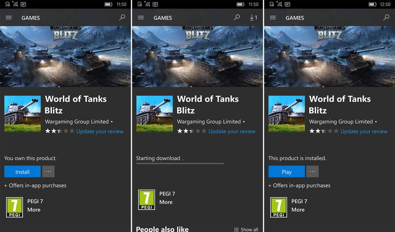 Installing World of Tanks Blitz with Windows 10 | World of