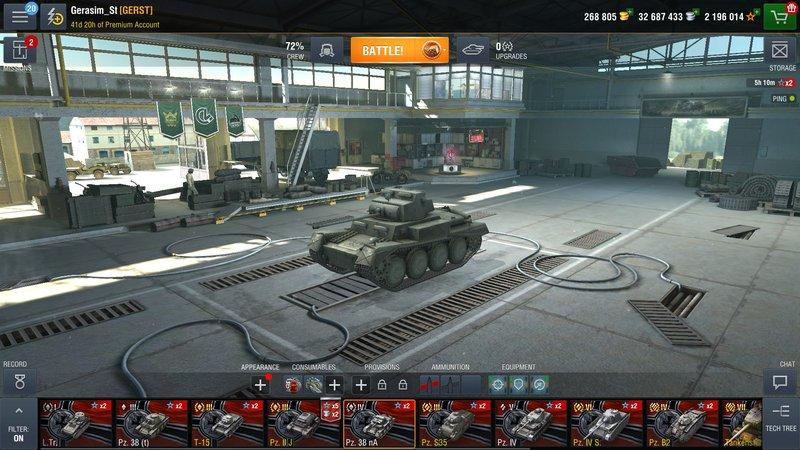 world of tanks blitz mac requirements