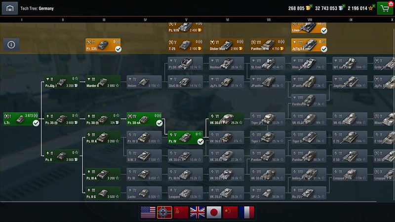 Vehicles: How to Purchase | World of Tanks Blitz