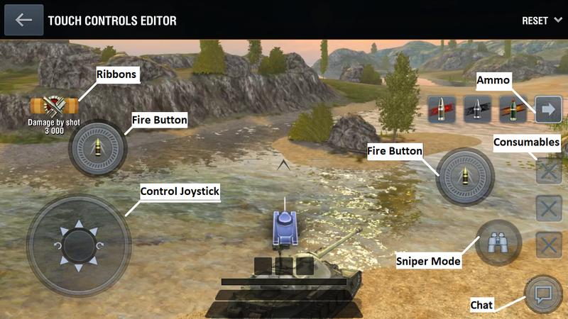 Engage in brutal tank battles in World of Tanks Blitz
