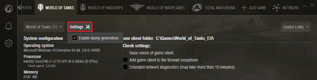 World Of Tanks Takes Ridiculous Amount Of Disk Space Gameplay World Of Tanks Official Forum
