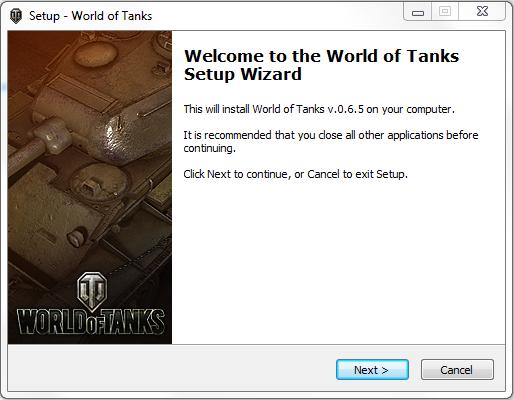 Game client freezes, white screen  Windows XP | World of Tanks
