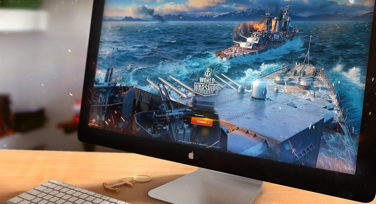 World of Warships for macOS | World of Warships