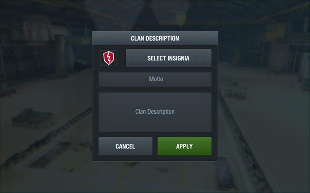 Create Clan 3