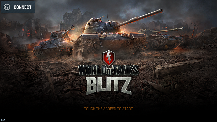 How to Use the Login Screen | World of Tanks Blitz