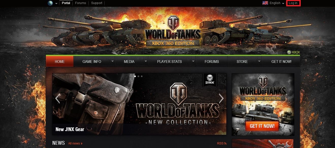 How Do I Redeem a Wargaming net Code? | World of Tanks