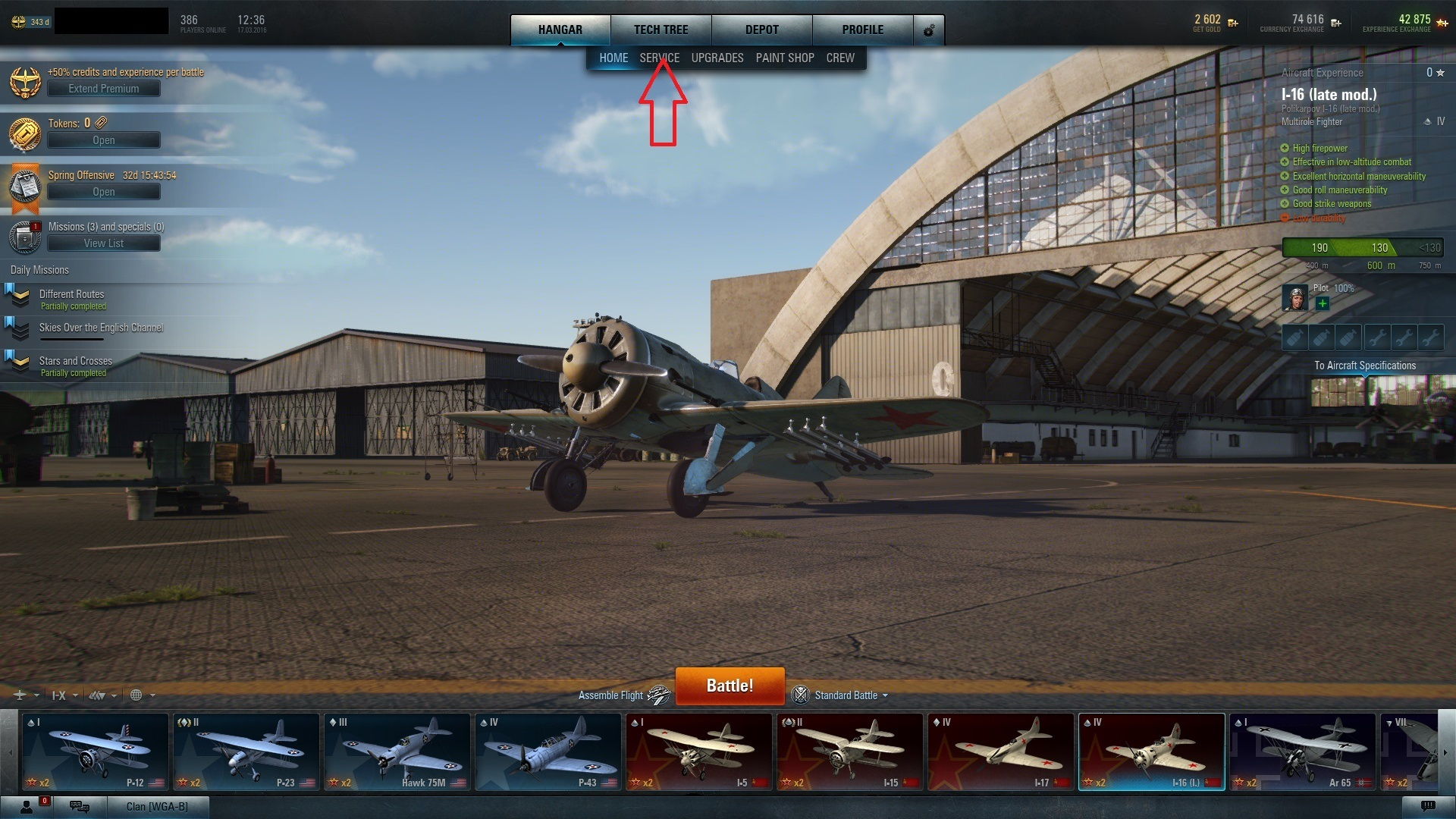 How Do I Research A Plane Through The Tech Tree World Of Warplanes